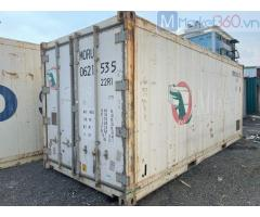 Container lạnh 20 feet lạnh