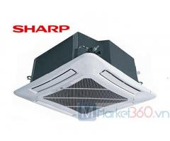 Lắp Máy lạnh âm trần – Âm trần Sharp Thái Lan tiết kiệm điện nhất, giá siêu rẻ