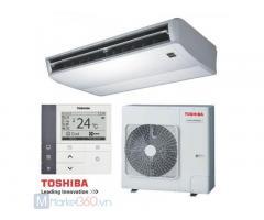 Đánh giá chi tiết máy lạnh áp trần Toshiba - may lanh gia rẻ