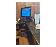Chuyên bán máy tính tiền cảm ứng trọn bộ cho Quán Coffee tại Cần Thơ