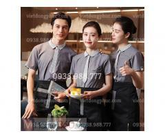 Công ty may đồng phục nhân viên chạy bàn uy tín, chất lượng, lâu năm tại Hà Nội