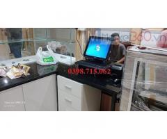 Trọn bộ máy tính tiền cảm ứng cho quán nhậu, nhà hàng tại Tây Ninh