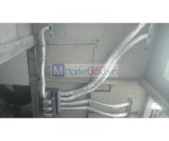 Lắp Máy lạnh giấu trần ống gió Reetech hàng còn nguyên kiện không có dấu hiệu tháo mở