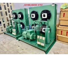 Lắp đặt, cung ứng cụm máy nén Bitzer 15hp 4JE-15