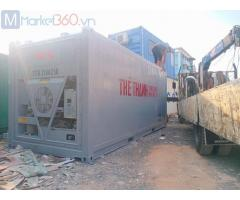 Container 20 sơn mới lạnh