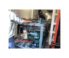 Sửa chữa, thay block máy nén cho kho lạnh, kho đông tại TP.HCM