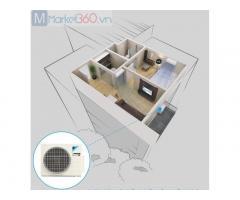 Lắp Máy lạnh Multi Daikin – Máy lạnh mẹ bồng con chất lượng tốt – giá HOT nhất hiện nay