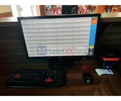 Chuyên lắp bộ máy tính tiền giá rẻ cho Khách sạn- Nhà hàng ở Lai Châu