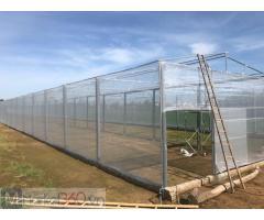 Lưới chắn côn trùng nhập khẩu, lưới chắn côn trùng tại hà nội,lưới chắn côn trùng trồng rau sạch