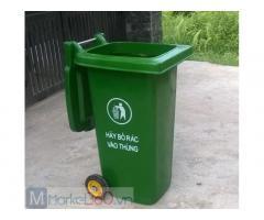Thùng rác vệ sinh công cộng