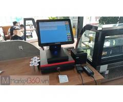 Chuyên bán trọn bộ máy tính tiền cảm ứng cho Quán Cà phê tại Hà Tĩnh