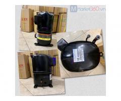 Lắp đặt máy nén lạnh copeland piston 5hp CRNQ-0500-TFD
