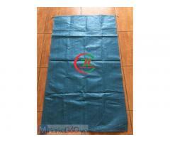 Bao pp dệt màu xanh, xưởng sản xuất bao pp dệt - Tuấn Long