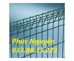 Đơn vị thi công hàng rào lưới thép tại Hà Nội nhanh, đẹp, giá tốt