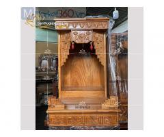 Các mẫu bàn thờ Ông Địa-Thần Tài đơn giản đẹp mắt tại Quận 2
