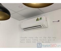 Máy lạnh treo tường Daikin chính hạng - Tiết kiệm điện