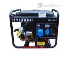 Máy phát điện chạy dầu 2kw giá rẻ