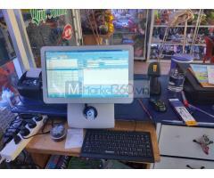 Chuyên lắp đặt trọn bộ máy tính tiền cho Nhà sách- Cửa hàng tại Hà Tĩnh