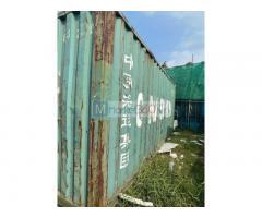 Container kho 20 dc thanh lý giá tốt