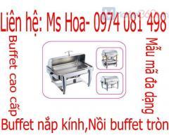 Cung cấp nồi hâm nồi súp buffet, bình ngũ cốc, thiết bị buffet