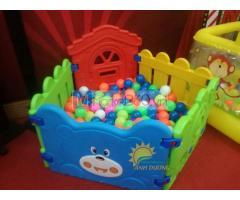 Nhà banh trẻ em, hàng chất lượng bền đẹp