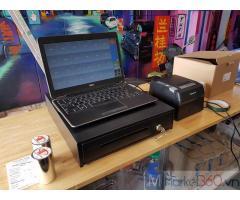 Bán phần mềm quản lý bán hàng- tính tiền cho tiệm Trà chanh tại Lâm Đồng