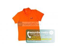 Nhà cung cấp áo thun Nguyên Thiệu, sản xuất áo thun đồng phục, sản xuất áo thun thời trang,