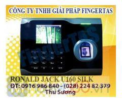 Máy chấm công vân tay đầu đọc vân tay slik U160C/ID hàng chính hãng lh