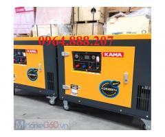 Máy phát điện chạy dầu 6kw chất lượng cao giá rẻ