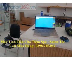 Lắp máy tính tiền giá rẻ cho Tiệm Spa tại Tân Hiệp