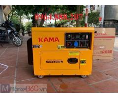 Máy phát điện diesel 5kw chính ãng kama chất lượng cao