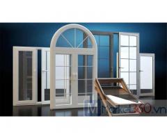 Công ty sản xuất & gia công cửa nhôm kính tại Bình Dương