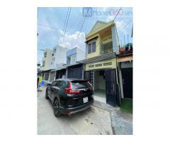 Bán nhà HXH Phan Văn Trị gần trường học 65m2 giá chỉ 4tỷ5