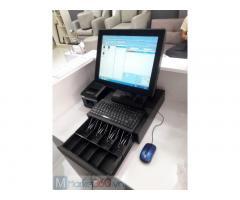 Chuyên bán trọn bộ máy tính tiền cảm ứng cho tiệm Nail tại Long An