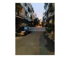 Nhà 3 tầng Âu Cơ, gần bệnh viện Tân Phú 55m2 giá 4tỷ5