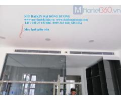 Đại lý Daikin chính hãng Đại Đông Dương chuyên cung cấp máy lạnh giá sỉ