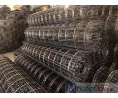 Lưới thép hàn cuộn, lưới thép hàn tấm, lưới thép hàn mạ kẽm