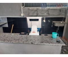 Lắp đặt máy tính tiền cảm ứng trọn bộ cho quán Trà sữa- Coffee tại Đắk Lắk