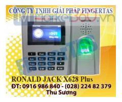 Phân phối máy chấm công vân tay X628plus hàng chính hãng
