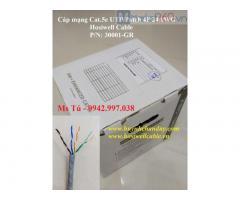 30001-GR / Cáp mạng thang máy Cat.5e UTP Patch