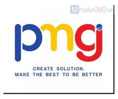 Nhân viên kinh doanh PMG