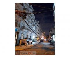 Nhỉnh 4tỷ có nhà 3 tầng BTCT Nơ Trang Long 54m2 giá chỉ 4tỷ5