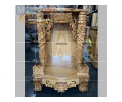 Mẫu bàn thờ Ông Địa-Thần Tài đơn giản đẹp mắt giá rẻ Quận 9