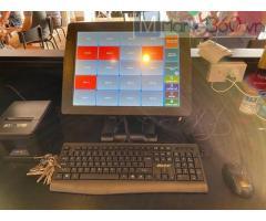 Tư vấn lắp đặt máy tính tiền giá rẻ cho quán ăn nhanh tại Rạch Gía