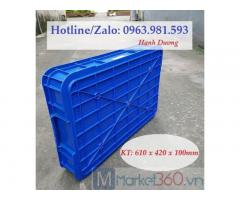 Hộp nhựa HS025,khay nhựa,sóng nhựa bít