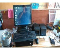 Setup combo máy tính tiền cảm ứng rẻ nhất cho quán cafe tại Phú Quốc