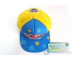 Xưởng may nón lưỡi trai trẻ em giá rẻ,may mũ lưỡi trai trẻ em giá rẻ, cung cấp mũ nón trẻ em giá rẻ