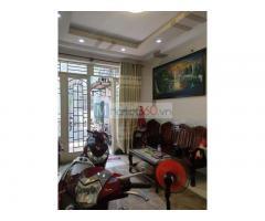 Thạch Lam Tân Phú 4 tầng HXH 45m2 giá 3tỷ8
