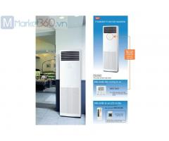 Điều hòa Daikin đặt sàn tích hợp công nghệ inverter tiết kiệm năng lượng