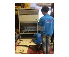 Chuyên tư vấn - cung cấp - lắp đặt máy lạnh tủ đứng Daikin 10 hp cho nhà xưởng trọn gói giá rẻ